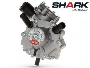 Reduktor LPG Shark 1200 firmy ALEX